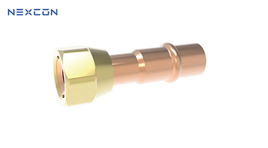 Adapter With Brass Nut